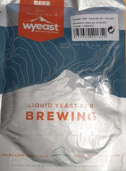Wyeast #1056 American Ale