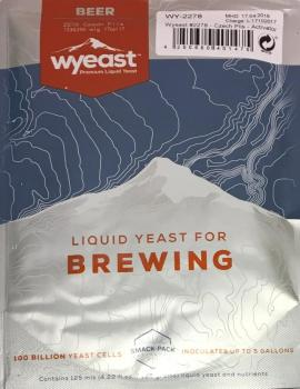 Wyeast #2278 Czech Pils