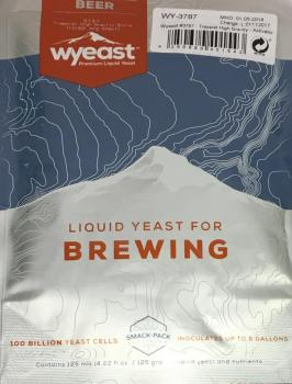 Wyeast #3787 Trappist High Gravity